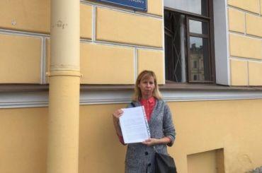 Активистку Кондрашову хотят сделать изпострадавшей обвиняемой