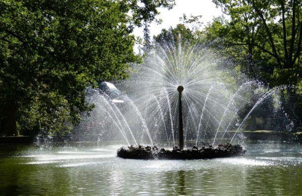 Накапремонт фонтанов вПетербурге выделят 5,3 млрд рублей