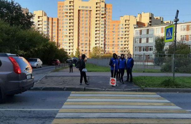 «Помощь вовред»: молодые активисты Фрунзенского района парализовали движение