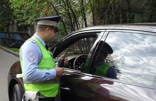 ГИБДД анонсировала введение электронных водительских прав