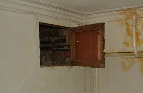 Тайную комнату обнаружили вдоме Бака