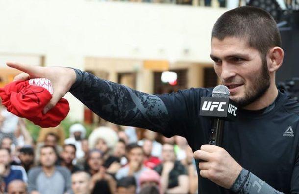 Хабиб получил рекордный гонорар вистории UFC после победы над Порье