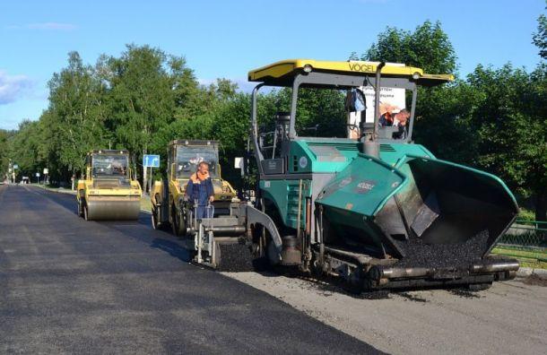 Участок автодороги А-120 отремонтировали надва месяца раньше срока