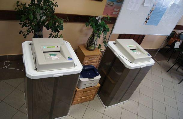 Шалости электроники: избирком пересчитает голоса вМО «Юго-Запад»