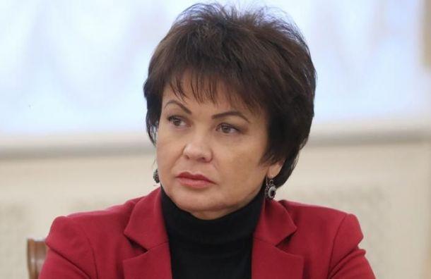 Вице-губернатор Любовь Совершаева назвала себя звездой телеграмма