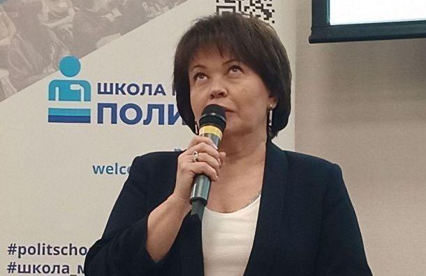 Совершаева будет временным губернатором вовремя отпуска Беглова