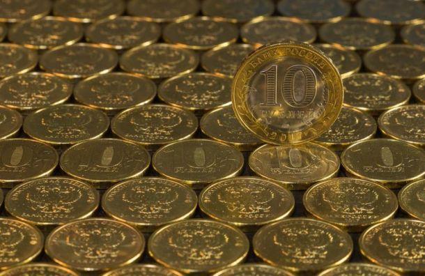 Бюджет Петербурга увеличится на37,5 млрд