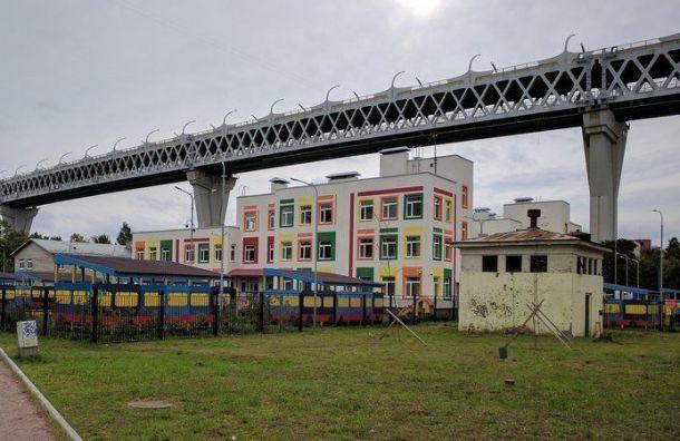 Активисты осудили открытие детского сада под ЗСД