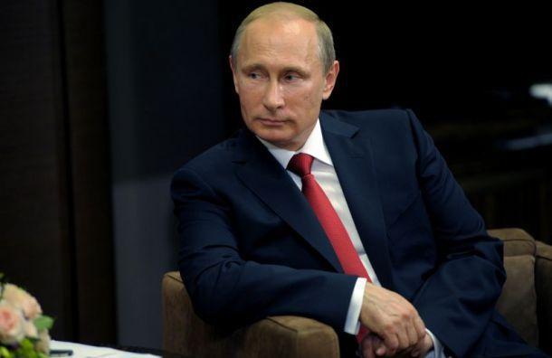 Путин пообещал смягчить наказания заэкономические преступления