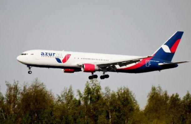 ВБарнауле при жесткой посадке уBoeing-767 загорелась стойка шасси