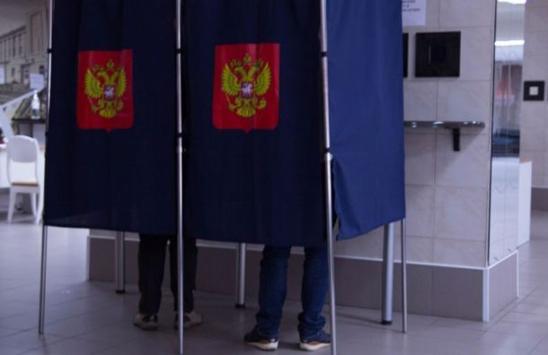 Явка навыборах губернатора Петербурга превысила 16%