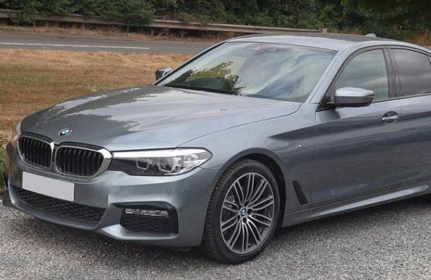 Самым продаваемым внедорожником вПетербурге стал BMW 5 Series