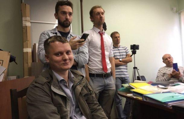 Кандидат от«Яблока» получил место вМО «Литейный округ» после жеребьевки