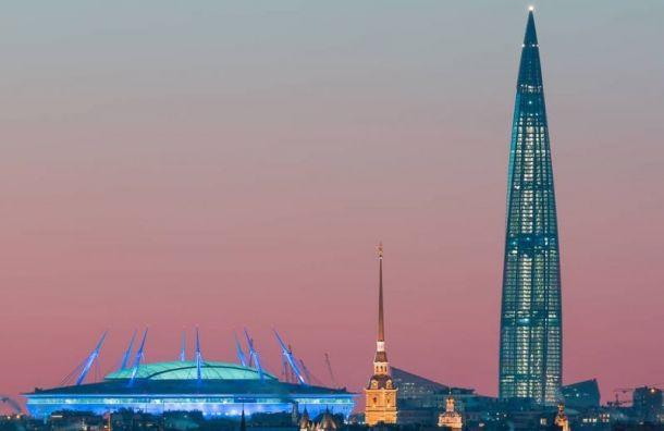 Навремя Евро-2020 вПетербурге могут открыть вторую фан-зону