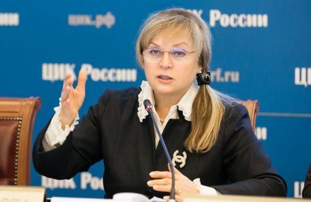 ЦИК: вчетырех субъектахРФ аннулируют итоги выборов