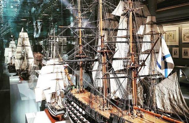 Петербург вошел вдесятку лучших городов своенными музеями