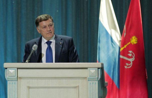 Макаров сообщил олидерстве «Единой России» намуниципальных выборах