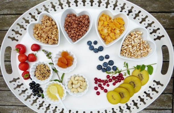 Минздрав назвал полезные для сердца продукты