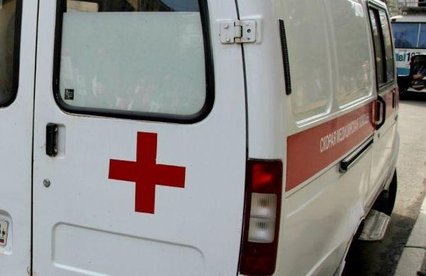 Три человека погибли вДТП сBMW под Тосно