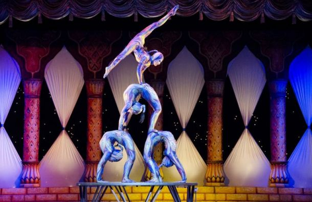 Новый цирк появится вПетербурге к2024 году