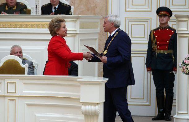 Инаугурация: Как присягают петербургские губернаторы