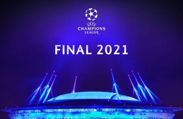Транспорт для зрителей финала ЛЧ-2021 вПетербурге сделают бесплатным
