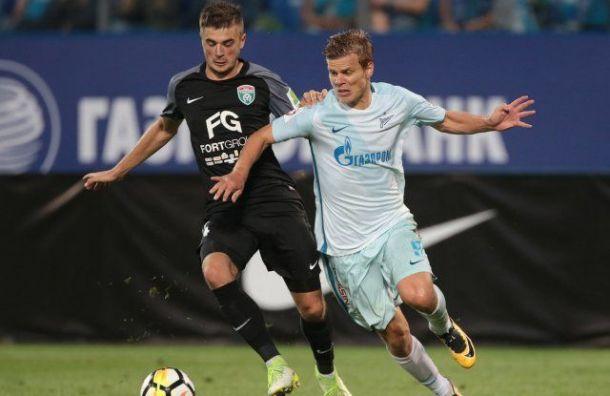 РФС отказал «Зениту» взаявке Кокорина