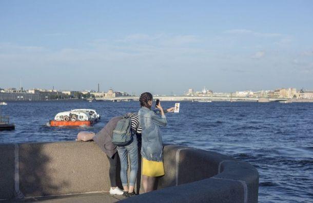 Гидрометцентр: Петербург невидел такого жаркого сентября 136 лет