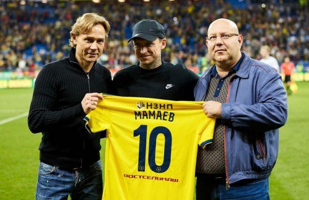 Мамаев заключил контракт с«Ростовом»