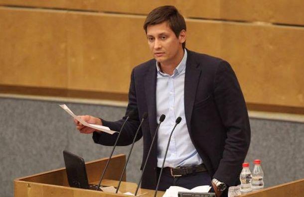 Гудков рассказал омесяце, проведенном вспецприемнике