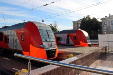 Тестовая «Ласточка» отправилась сФинляндского вокзала вИматру