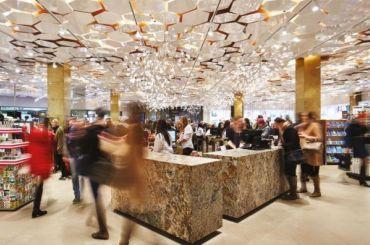 Крупная сеть «Золотое яблоко» открывает магазин вПетербурге