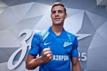 Защитник «Зенита» Осорио рассказал опредстоящей игре с«Бенфикой»