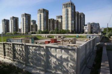 Создание парка наСмоленке оттягивают из-за наличия дольщиков