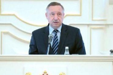 Беглов ниразу неоговорился наинаугурации губернатора Петербурга