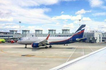 Пьяный мужчина устроил дебош наборту самолета Тель-Авив— Петербург
