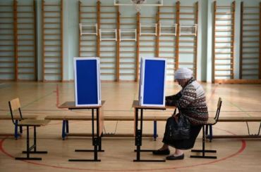 Пациенты ПНИ вПетергофе выбрали единороссов депутатами