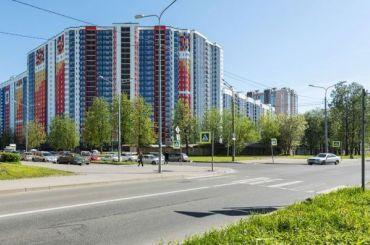 Десять этажей залило кипятком вдомеЖК «Полюстрово Парк»