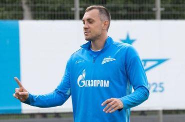 Дзюба назвал лучшим вистории РПЛ состав «Зенита» при Виллаше-Боаше