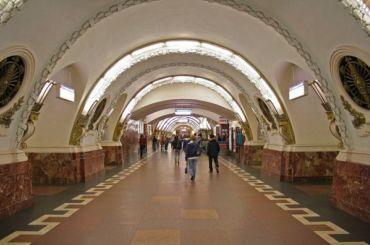 Из-за ремонта эскалатора на«Площади Восстания» закроют вестибюль