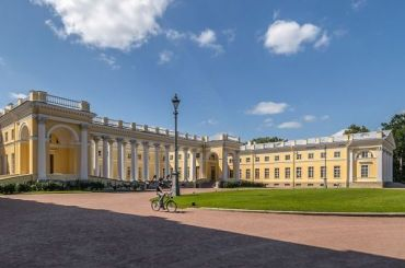 Александровский дворец отремонтируют за250 млн рублей