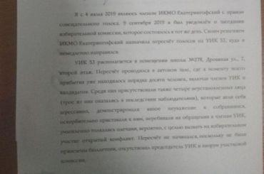 Багров проситСК расследовать нападение начлена ИКМО «Екатерингофский»
