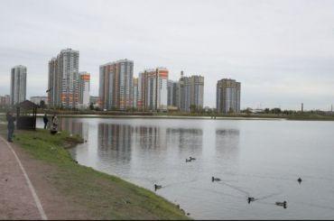 Наместе бывшей свалки вКупчине открыли парк «Героев-пожарных»