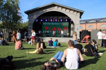 Шестой фестиваль «Антон тут рядом» прошёл вПетербурге