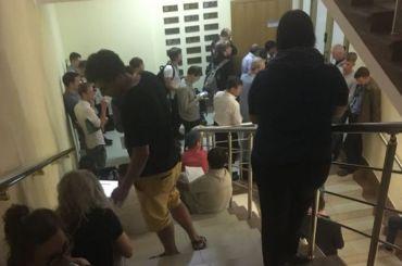Итоги голосования вЦентральном районе начали вносить вГАС «Выборы»