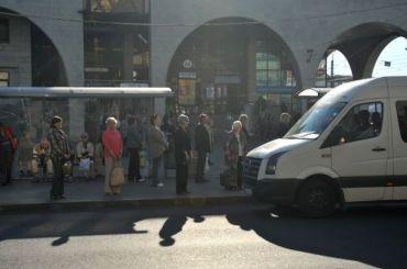 Власти Петербурга хотят отказаться откоммерческих маршруток