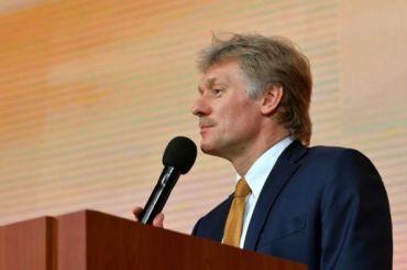 Песков прокомментировал призыв Дудя немолчать обеззакониях