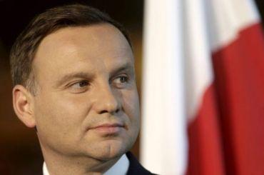 Дуда: Гитлер иСталин планировали уничтожить Польшу