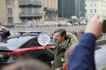 Съемки детективного сериала «Первый отдел» начались вПетербурге