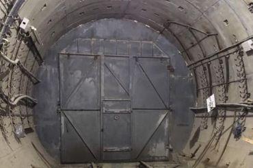 Рабочие засентябрь продолжили 1,5 километра коричневой линии метро